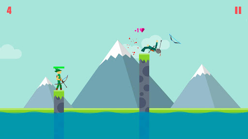 Stickman Archer 2 Hack Cho Android