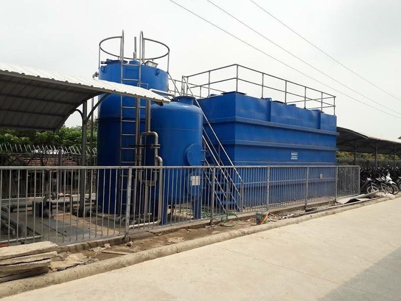 Hệ thống xử lý nước thải sinh hoạt dạng module