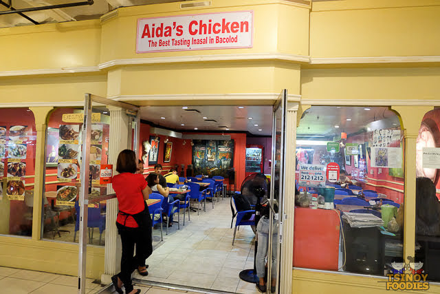 aida's chicken best bacolod