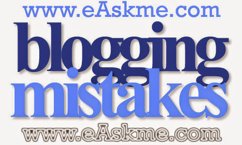 Costly mistakes reduces blog traffic : eAskme