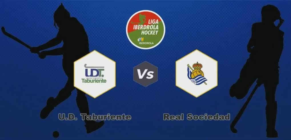 Vídeo Taburiente vs Real Sociedad