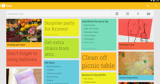 Tips and Tricks on Using Google Keep in the Classroom | Geek Gone Girly