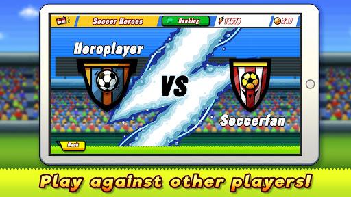 Game Soccer Heroes RPG Score Eleven Hack