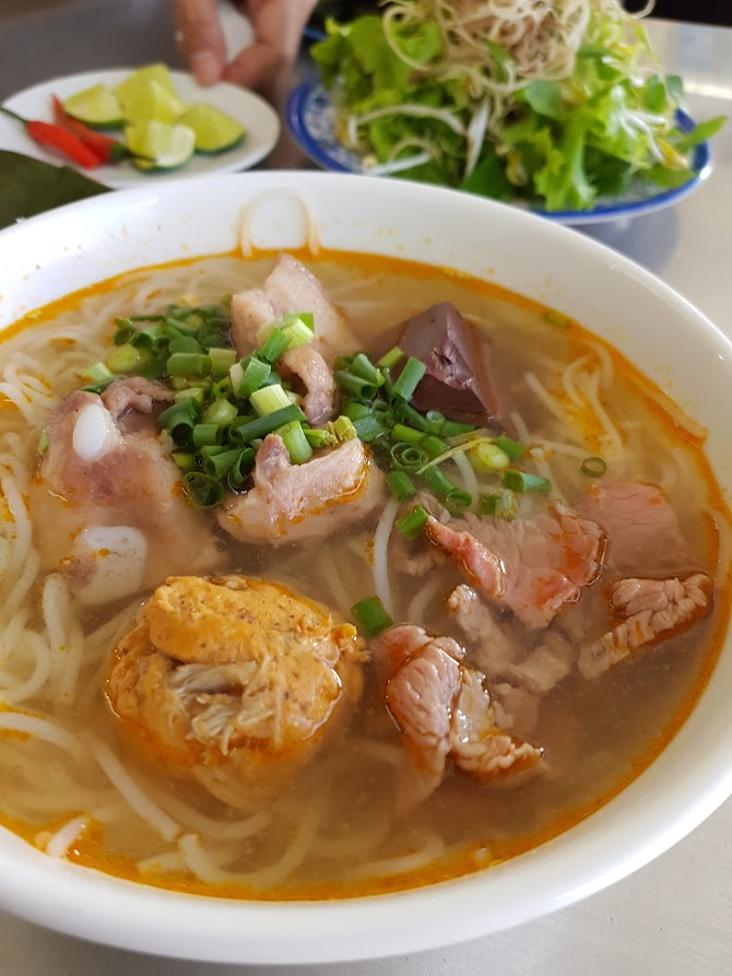 Central Vietnam Pork Noodles