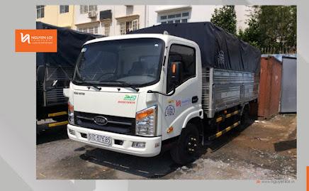 Thuê xe tải chuyển nhà - TPHCM