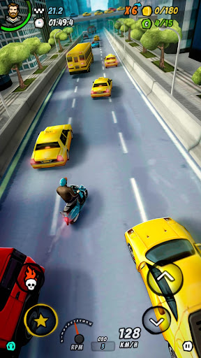 Game Moto Racing 2 Burning Asphalt Hack