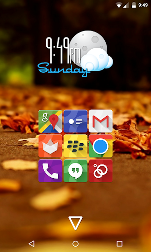 Aurelia Icons Theme