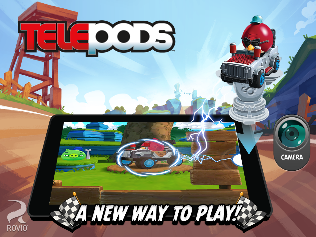 Angry Birds Go! v1.0.4 MOD APK Racing Games Free Download