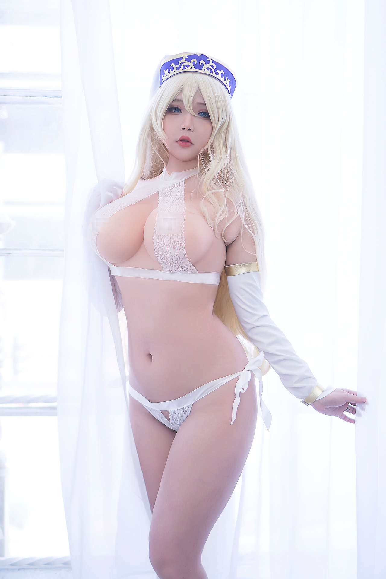 Hana Bunny Sword Maiden Cosplay