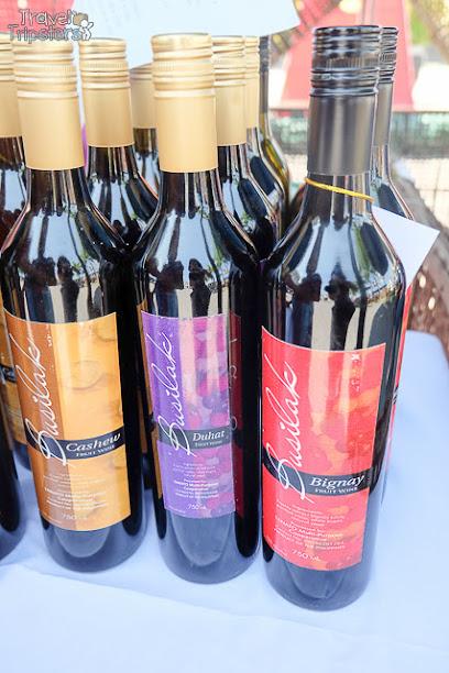 busilak cashew prune bignay wine