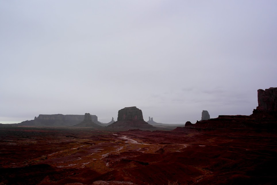 trek america southern sun monument valley
