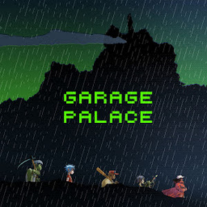 "Gorillaz - ""Garage Palace"" ft. Little Simz (Visualiser)"