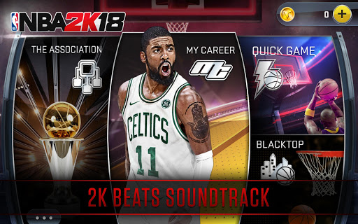 Tải Game NBA 2K18 Hack