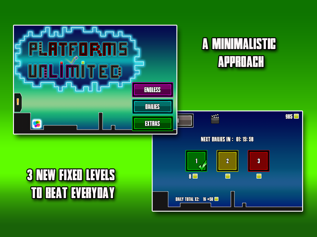 Platforms Unlimited v1.0.5a APK Arcade & Action Games Free Download