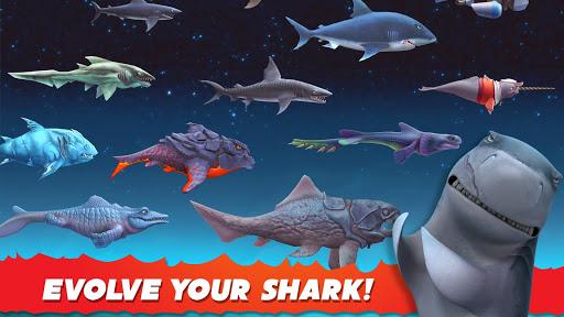 Hungry Shark Evolution The Meg Mod Full
