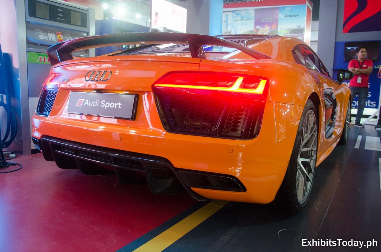 Audi Sport RS (back)