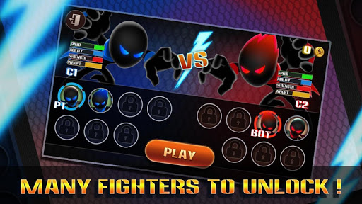 Stickman Warriors UFB Fighting Hack