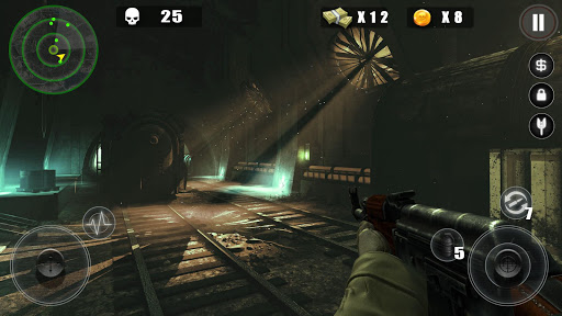 Zombie Hitman Mod Cho Android