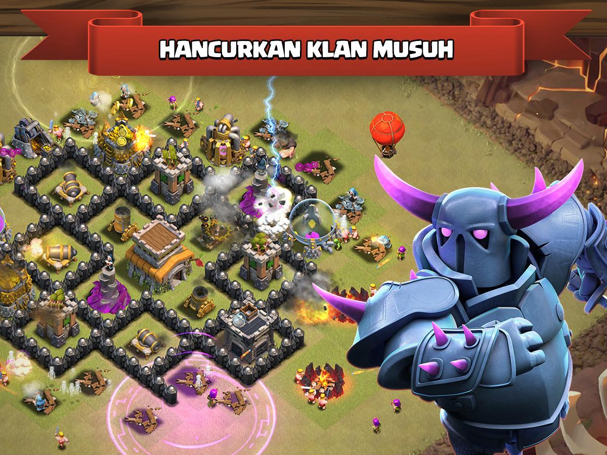 Clash of Clans 8.709.2 Apk
