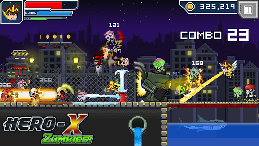 Game Hero-X Zombies hack