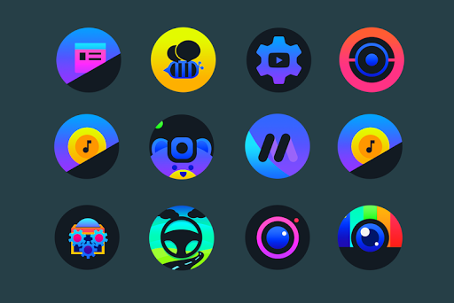 Planet O - Icon Pack.