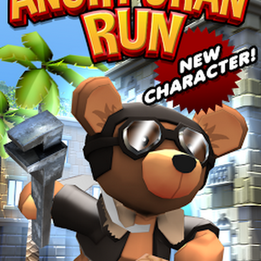 Angry Gran Run v1.6.0.1 Mod Free Shopping Apk 24MB