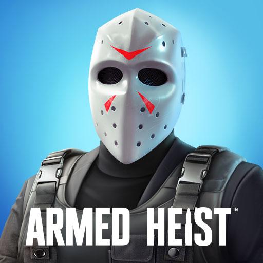 Game Armed Heist: TPS 3D Sniper shooting gun games V2.4.7 Mod God Mode