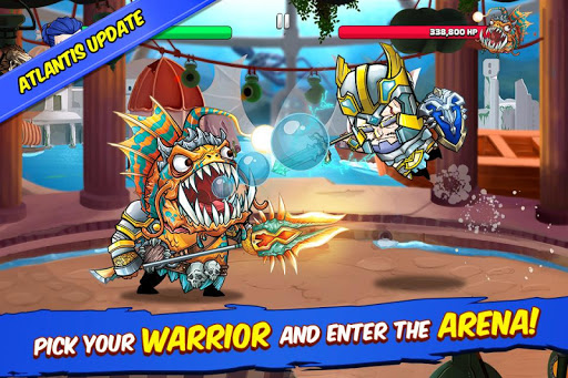 tai Game Tiny Gladiators Hack tien Cho Android