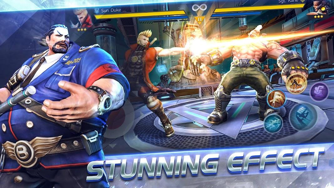 Final Fighter Screenshot 04