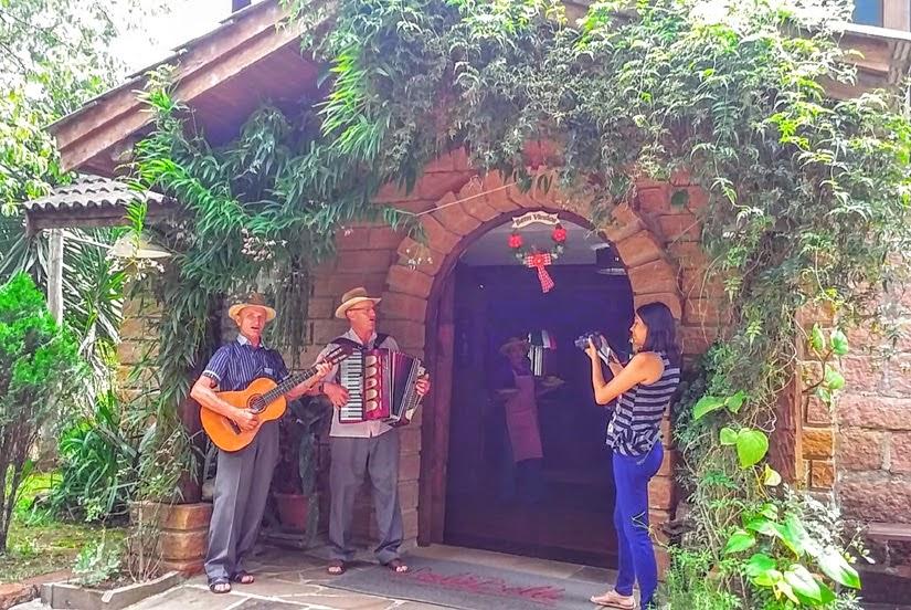 Cantina Linha Bella - Tour Linha Bella em Gramado, RS