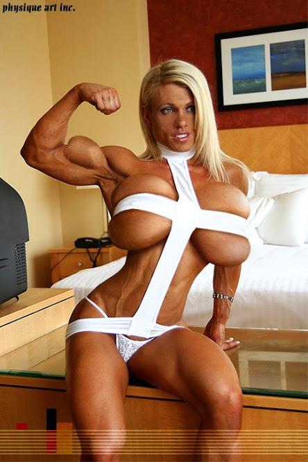 Melissa Dettwiller morph