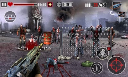 game zombie 3d terbaik android