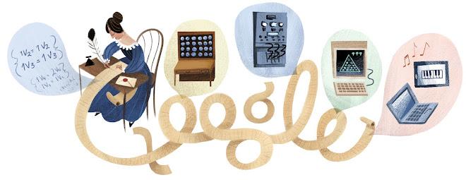 El algoritmo Lovelace: Doodle sobre Ada Lovelace