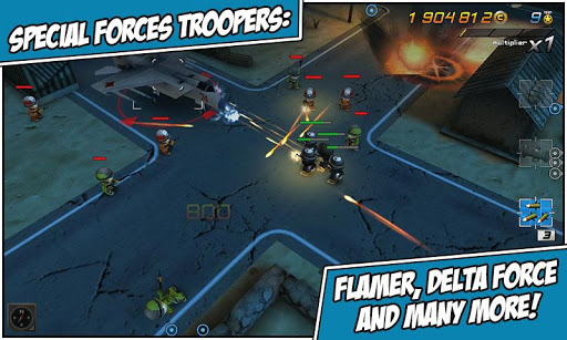 Game Tiny Troopers 2 Mod