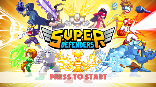 Tải Game S.U.P.E.R - Super Defenders Hack