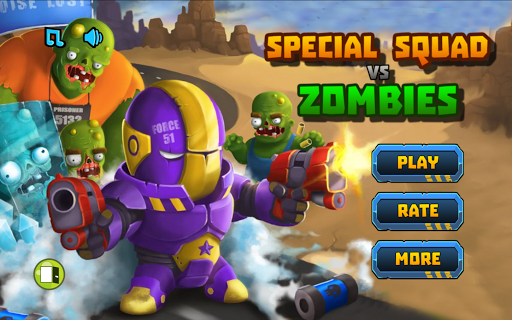 Special Squad vs Zombies Hack