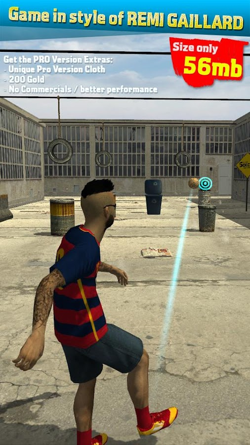 Download Urban Soccer Challenge Pro Android