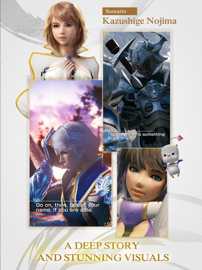 Permainan Mobius Final Fantasy 1.2.123 Apk