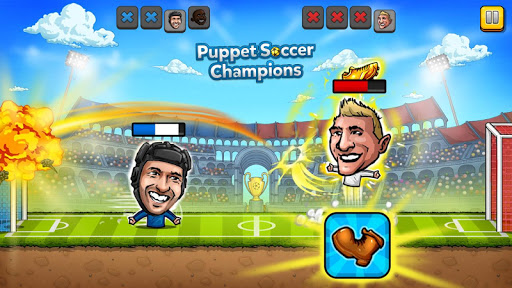 Puppet Soccer Champions – Fighters League Hack