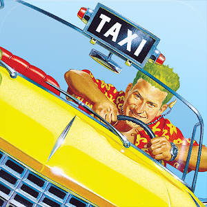Crazy Taxi Android Full APK İndir