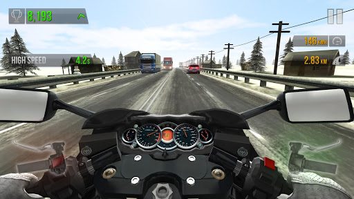 Traffic Rider Mod Cho Android