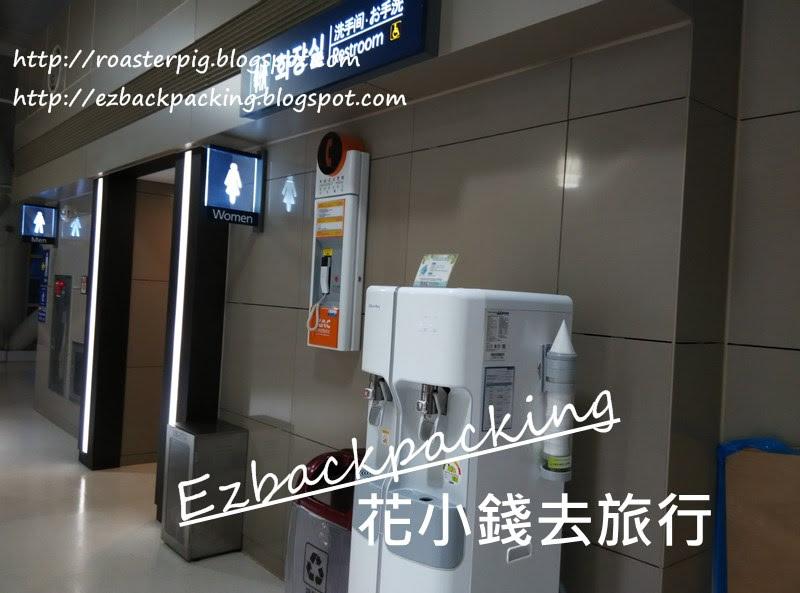 釜山機場水機