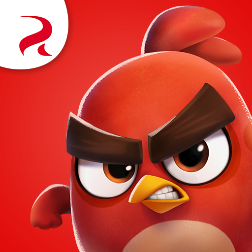 Game Angry Birds Dream Blast - Bubble Match Puzzle V1.32.4 Mod Unlimited Life