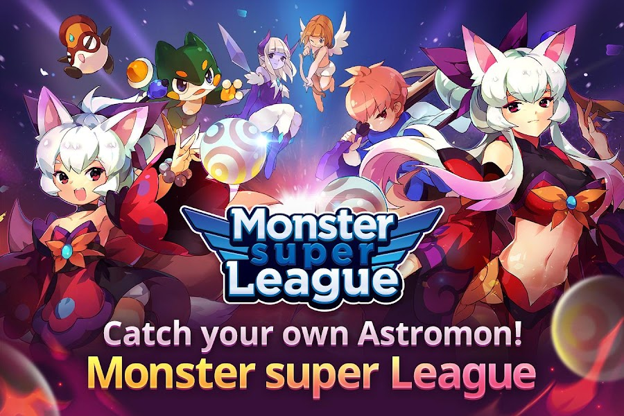 Monster Super League Screenshot 01