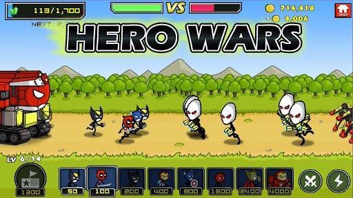 Game Hero Wars Hack