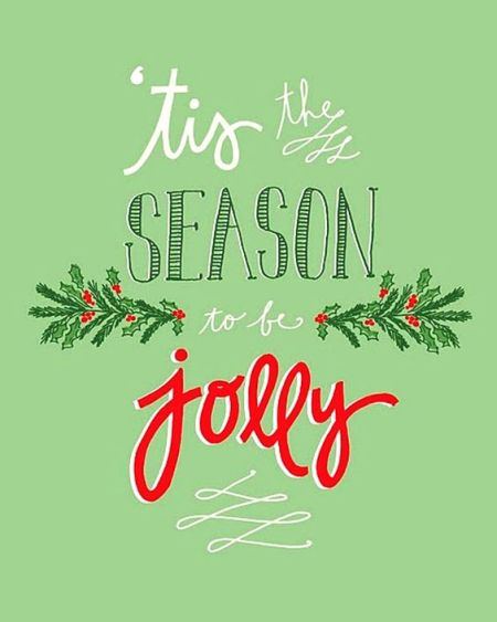 lovely #wish for #Christmas: 'tis the season to be jolly