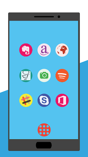 Minimal Colors - Icon Pack