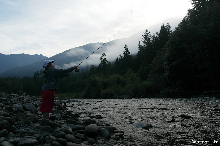 Olympic Peninsula Fishing