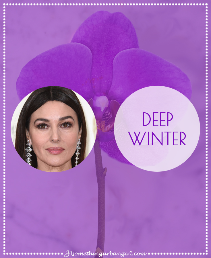 Deep Winter seasonal color palette description by 30somethingurbangirl.com