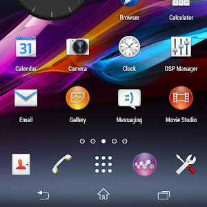 Xperia z1 features sony mobile (global english).